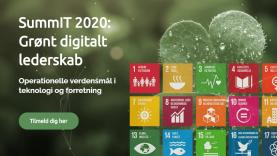 SummIT 2020: Grønt digitalt lederskab