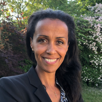 Camilla van Dijk, CEO i Seeknspeak